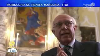 Parrocchia SS  Trinità Manduria TA
