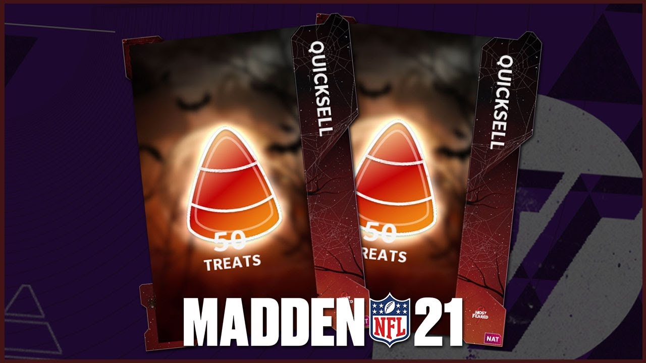 The Cheapest Treats In MUT 21! Besy Ways To Buy And Spend Most Feared Treats