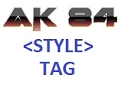 html 5 tutorial in hindi 112 style tag