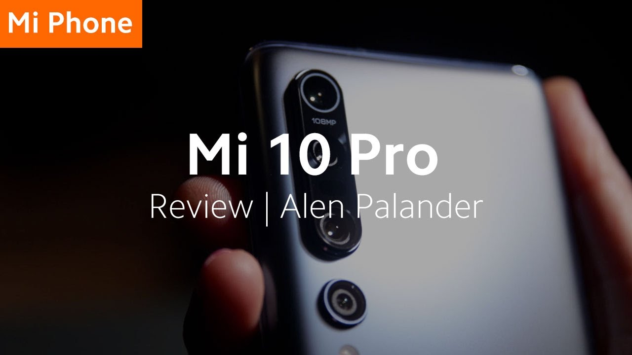 How to #ShootLikeAPro with #Mi10Pro | @Alen Palander