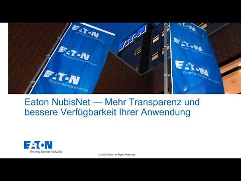 Eaton's NubisNet IoT platform
