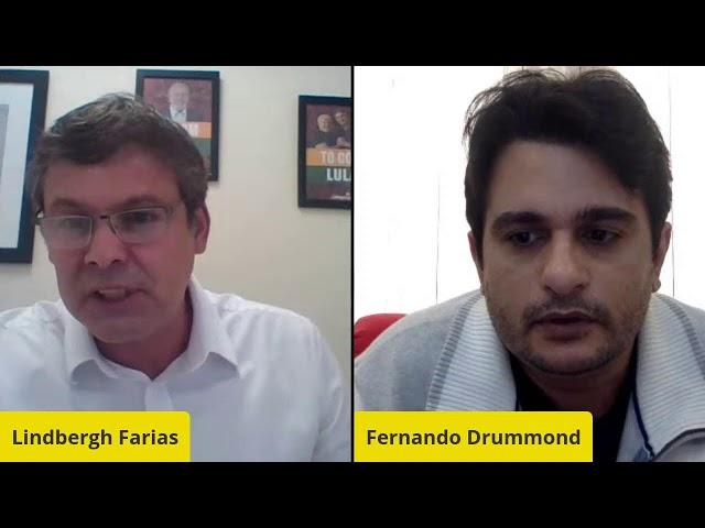 Meio-dia Ao Vivo - Lindbergh conversa com Fernando Drummond