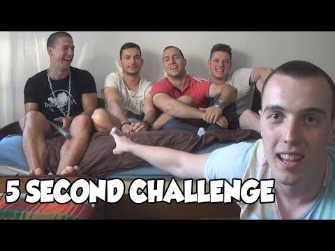 5 SECOND CHALLENGE W/ NAJBOLJI ORTACI, BAKAPRASE I JACKS
