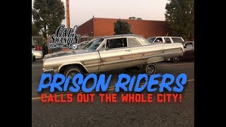 CALI SWANGIN: Prison Riders CC calling out Names!