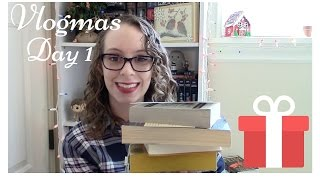 November Wrap-Up | VLOGMAS DAY 1