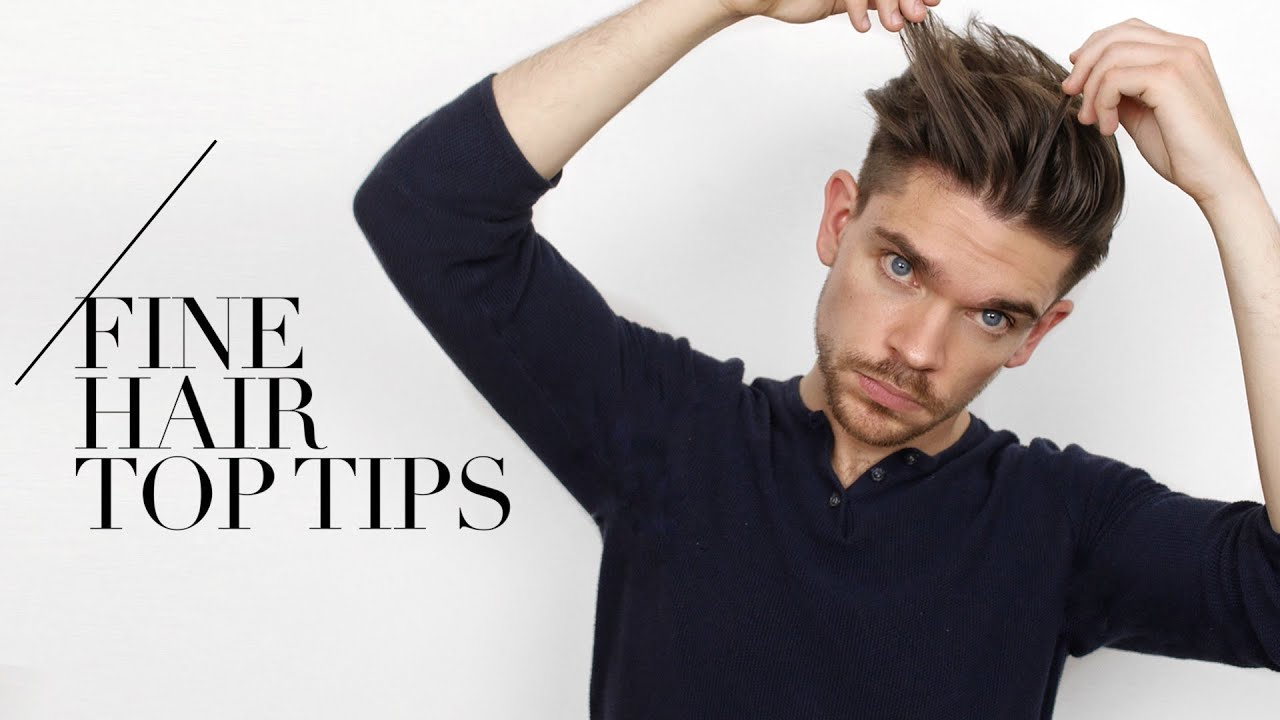 mens hair styling tips short hair 7 tips for guys with hair i swear by them 7653 | maxresdefault
