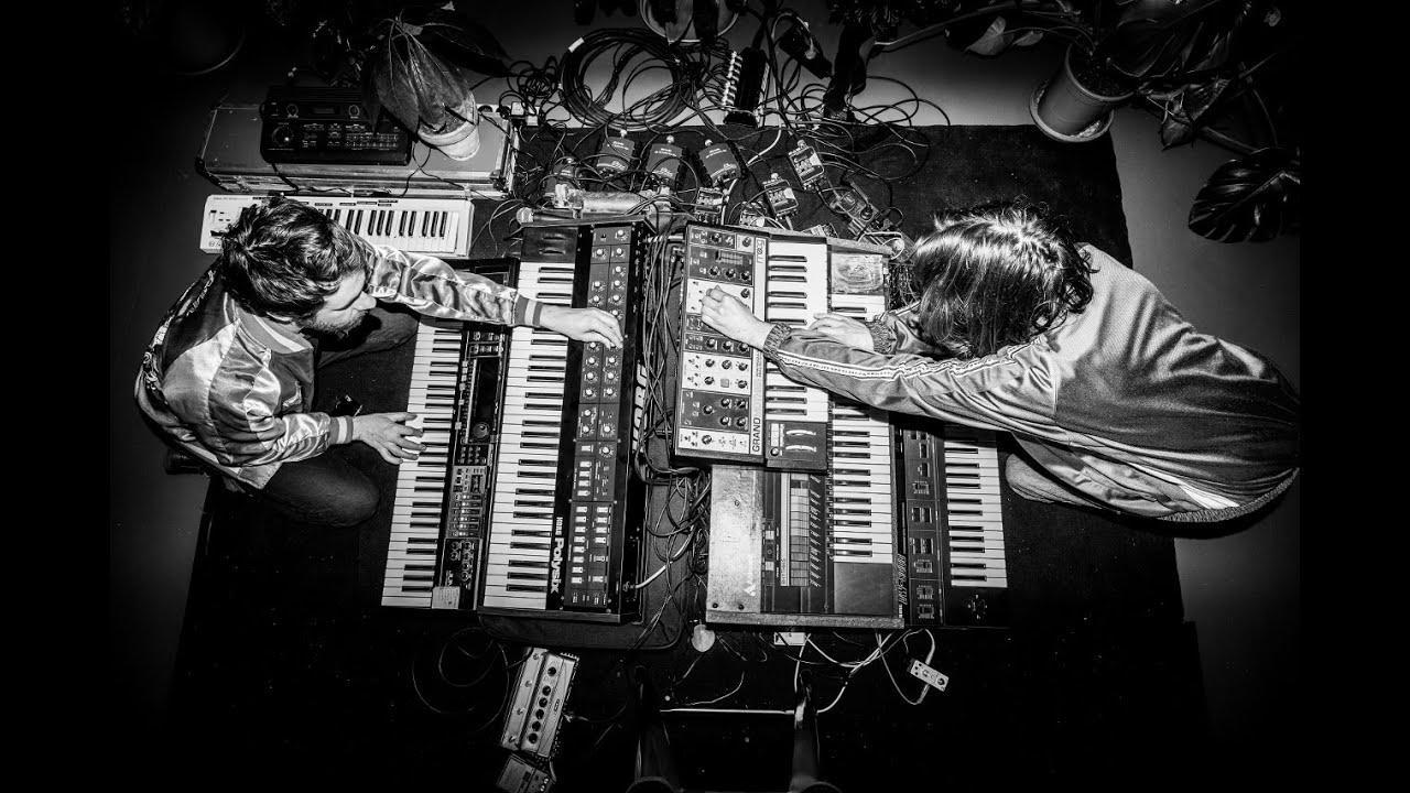 Surprise Barbue - L'arche de Noé · La Vapeur live sessions
