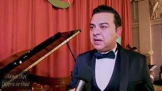 Viyana konseri röportaj Ahmet KOÇ Resimi