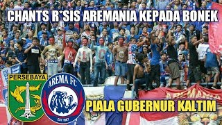 Aksi Chants R*sis Aremania di Semifinal Persebaya 0 vs 2 Arema