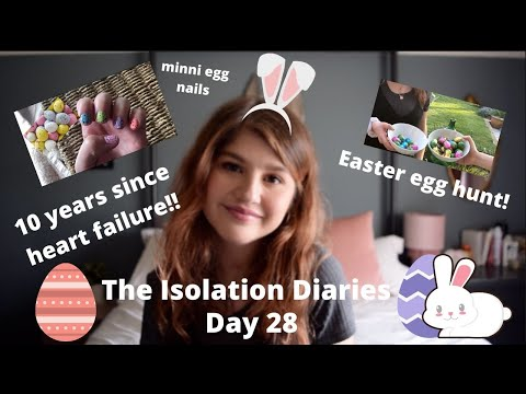 10 YEARS Since My HEART FAILED - Easter Sunday | Coronavirus: Isolation Diaries - Day 28