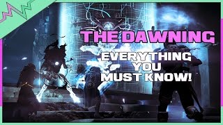 EVERYTHING You Need to Know About The Dawning Coming to Destiny: Rise of Iron