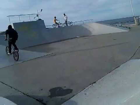 punta arenas rompe su bici
