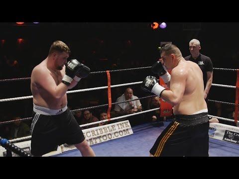 IBA Boxing - Janos v Jake Darnell - Circus Tavern