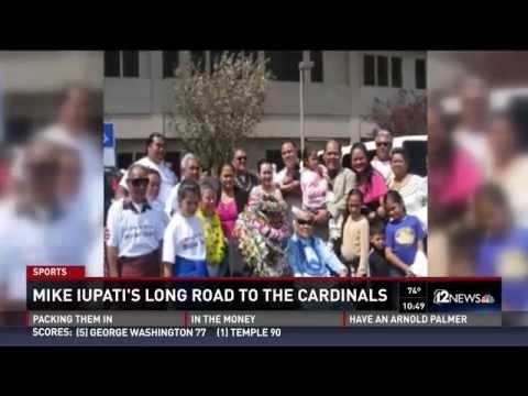 The journey of Cardinals guard Mike Iupati