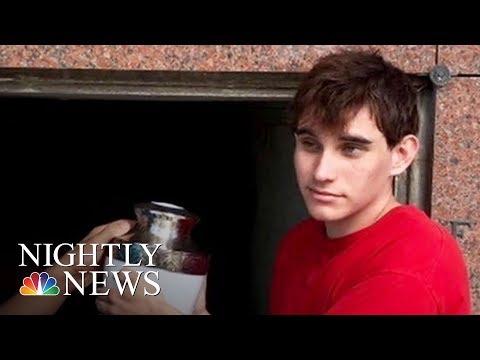 Family That Took In Nikolas Cruz Said He Showed No Warning Signs   NBC Nightly News
