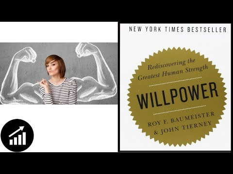 #34 - Willpower: Rediscovering the Greatest Human Strength - Book Review