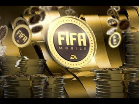 FIFA MOBILE 18 - PORADNIK - ZARABIANIE - JAK ZARABIAĆ MILIONY COINSÓW ?!?
