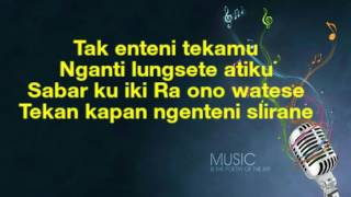 Lungset 2-Nella Kharisma (lirik)