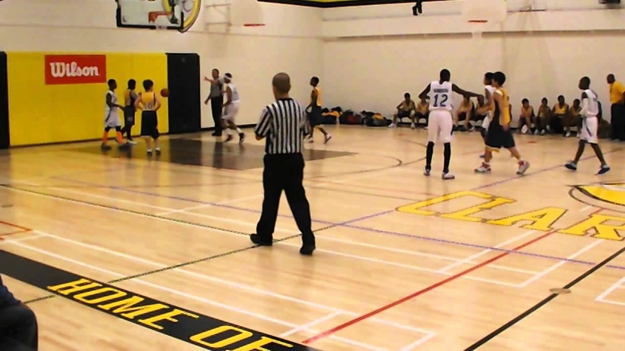 Durham City U13 Vs Tripple Threat Abs Basketball League Action