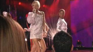 Download Kate Ryan -  Ella elle l'a (WMA 2008 Monaco) MP3 song and Music Video
