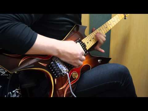 IN THE MIRROR 「ON THE PROWL」ver. / LOUDNESS Guitar Cover