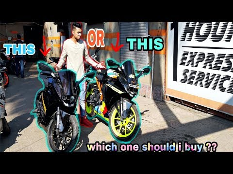 Buying A New Modified Ktm Rc ??