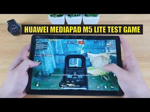 huawei-mediapad-m5-lite-test-game-pubg-mobile