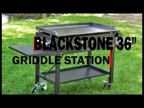"Blackstone 36"" Griddle Review - Breakfast on the Griddle"