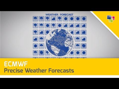 ECMWF - Precise Weather Forecasts