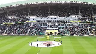 Hommage Sala contre Nimes 10 Février 2019 - avant match