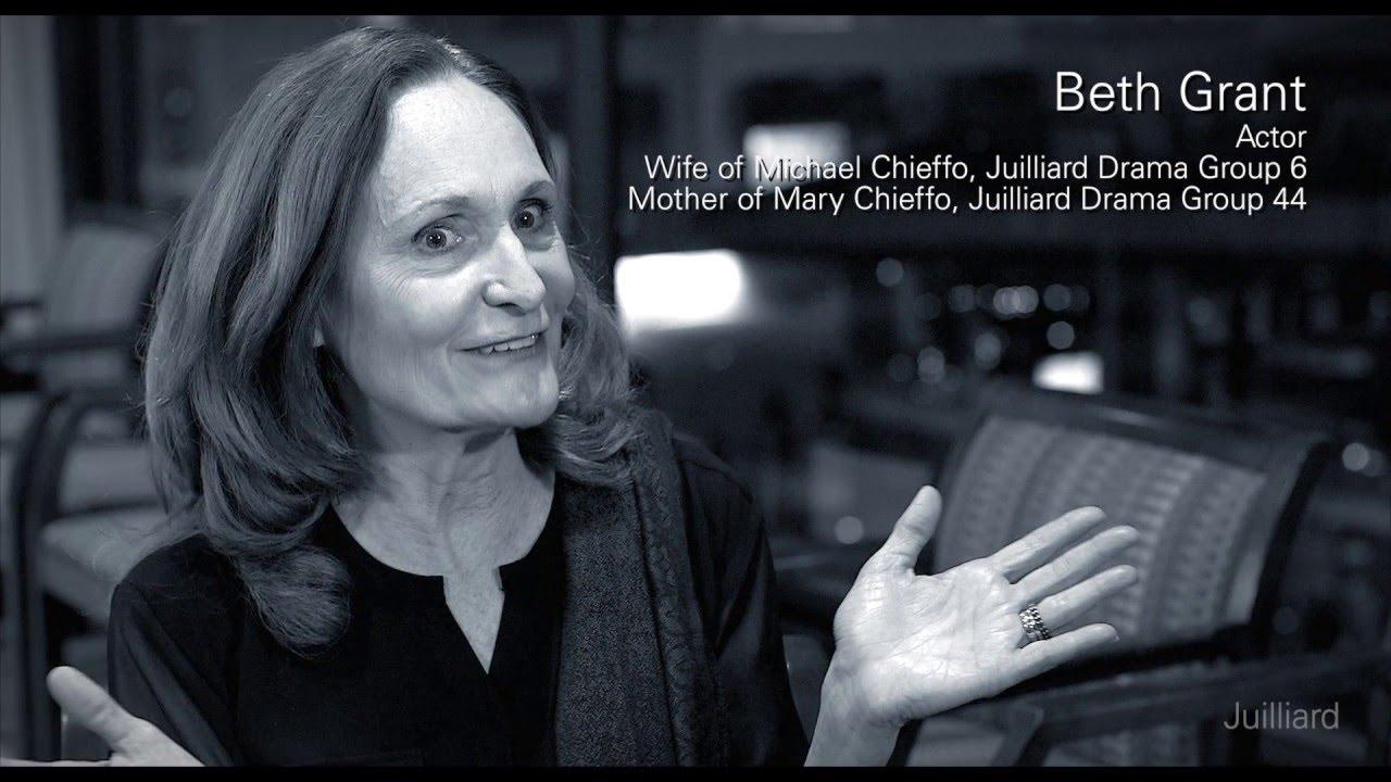 Juilliard Snapshot: Beth Grant