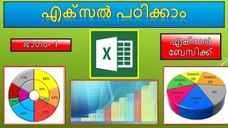 Excel Basics in malayalam