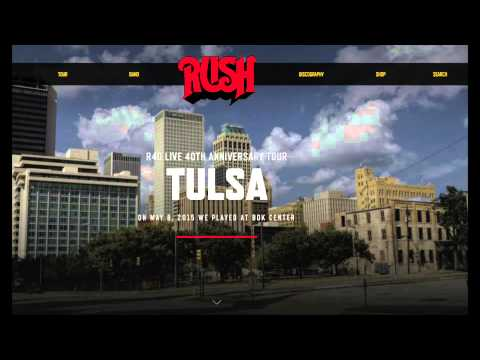 RUSH R40 Tulsa 5-8-2015 Full Show