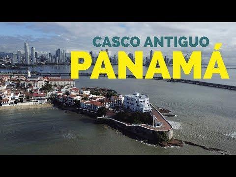 Casco antiguo -LA JOYA COLONIAL DE PANAMÁ-