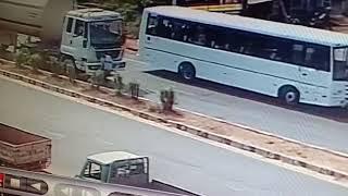 Road accident jaraka
