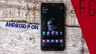 Android P on Redmi Note 4-Pixel Experience ROM 9.0 🔥🔥