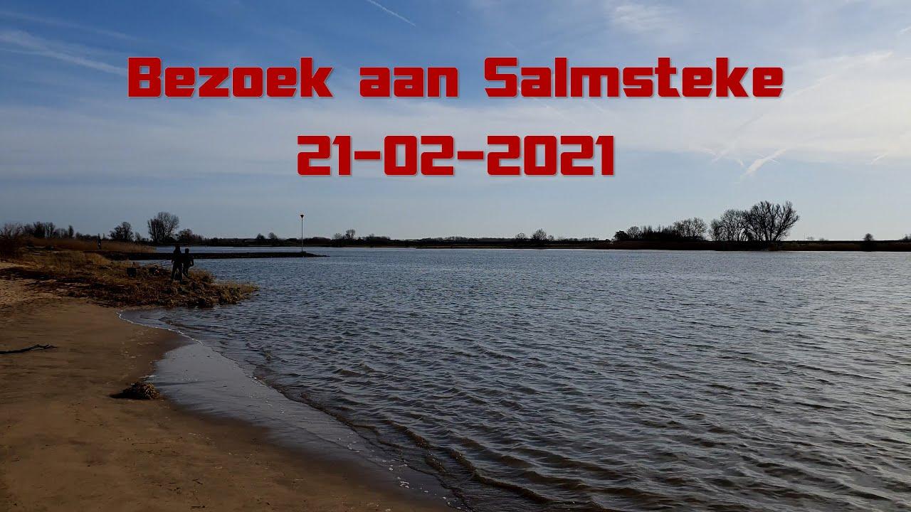 Bezoek aan Salmsteke || 21-02-2021