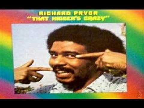 Richard Pryor - That N**ger's Crazy album (Part 1)