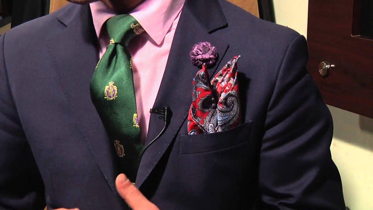 Mens jacket pocket handkerchief - Ideas For Folding Handkerchiefs Men S Fashions Ties Handkerchiefs Youtube