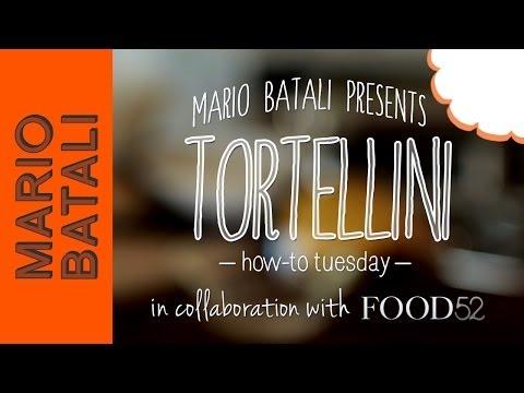 How to Make Tortellini (Stuffed Pasta)