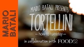 How to Make Tortellini (Stuffed Pasta)