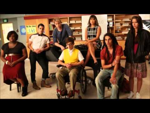 For once in my life - glee  (Lyrics + Download link)