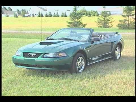 Ford Mustang Pony Edition 2003