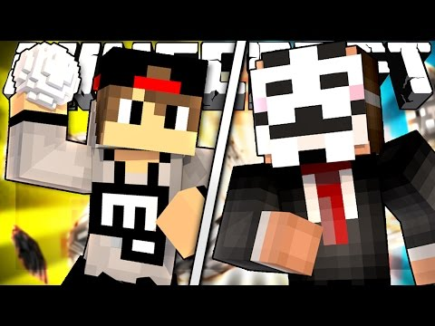 Thumbnail: Hacker vs. Bully - Minecraft