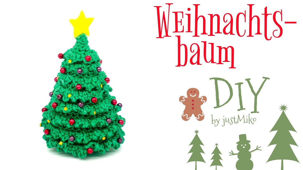 weihnachtsbaum h keln do it yourself amigurumi weihnachten youtube. Black Bedroom Furniture Sets. Home Design Ideas