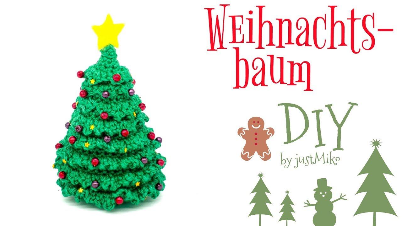 Weihnachtsbaum Häkeln Do It Yourself Amigurumi Weihnachten