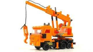 City of Masters 8807 Kamaz Truck Crane