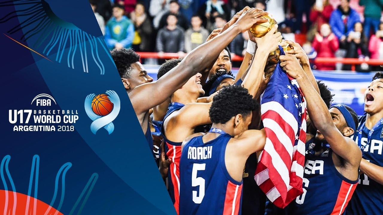 Download France v USA - Final - Full Game - FIBA U17 Basketball World Cup 2018