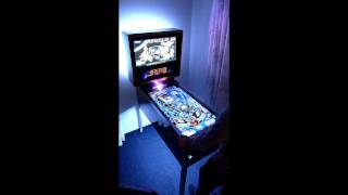 Virtueller Flipper - Virtual Pinball - Selbstbau - Diy - Selfmade Visual Pinball Cabinet - Homemade