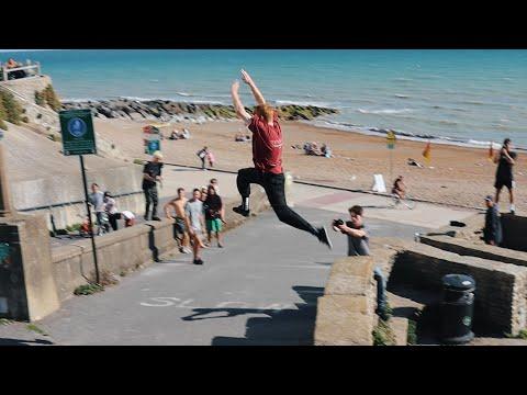 UK's BEST athletes throwdown - Brighton 🇬🇧